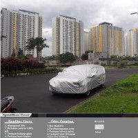 Aksesoris Sarung Cover Mobil Car Selimut Mobil Toyota all new avanza