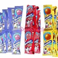 Alpenliebe Lollipop isi 20pc/pak