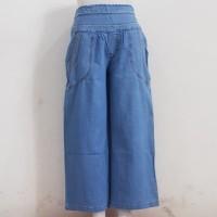 Celana Kulot Soft Jeans Style #2