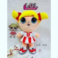 boneka LOL baju B premium super lembut
