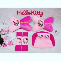 cars set 3 in 1 Hello kitty