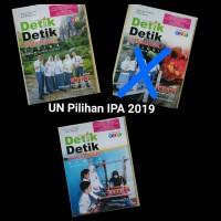 Detik UN SMA Terbaru 2019 Harga Satuan