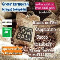Parfum Mobil Kopi Bali - Black Coffee
