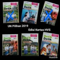 Detik UN SMA Terbaru 2019 Edisi HVS