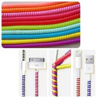 Pelindung Kabel Data Charger Cord Protector Cable