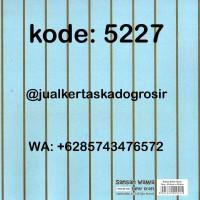 KERTAS KADO SANWA GARIS 5227