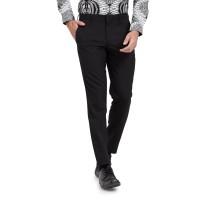 Alisan Celana Panjang Formal Slimfit Hitam Size 28 - 37