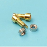 Pin MMCX Female Connector Pin With Drat For Mod Earpohone Earbuds IEM
