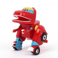 GOGO DINO MINI TRANSFORMATION REX - ORIGINAL TERBARU