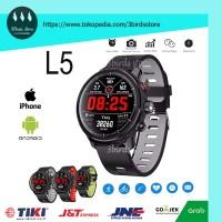 Original Smartwatch L5 Waterproof IP68 Full Touchscreen -black red