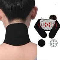 Pemanas Penghangat Terapi Pemijat Leher neck Magnetic Tcare Tourmaline