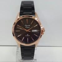 Limited Stock jam tangan wanita original Alexandre Christie Ladies O