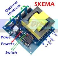 Paling Murah Inverter 500W Dc 12V To Ac 220V Energy Listrik Solar Cell
