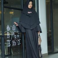 Hanifa Dress set Black by Amily