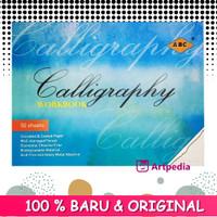 ABC Calligraphy Workbook - 50 Sheet (22.9 x 30.5cm)