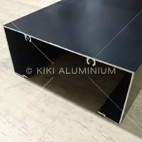 "Kusen Aluminium 4"" (60560) - Merk : ALEXINDO - Pjg. 6 meter"