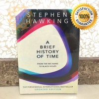 [PAPERBACK] A Brief History of Time Updated Edition - Stephen Hawking