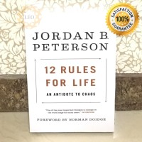[PAPERBACK] 12 Rules for Life An Antidote to Chaos - Jordan B Peterson