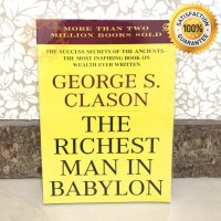 [PAPERBACK] The Richest Man in Babylon - George Clason
