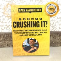 [HARDCOVER] Crushing It by Gary Vaynerchuk