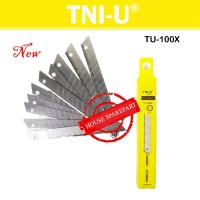 TNI-U TU-100X Utility Cutter Blade Small