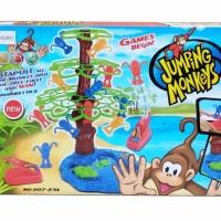 Mainan dan Hobi Jumping Monkey Games