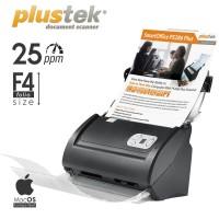 scanner otomatis plustek PS286Plus - Folio/F4 - 25 lbr/menit