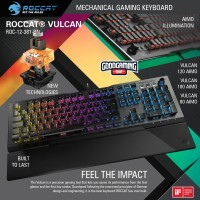 Roccat Vulcan 100 AIMO - Gaming Keyboard