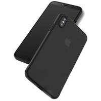 Ultra Thin Glossy Hard Case for iPhone X