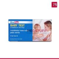 Baby Test Alat Tes Kesuburan Pendeteksi Masa Subur Ovulasi LH Test