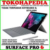 (NEW) Microsoft Surface Pro 6 Intel Core i7 - 512GB - 16GB RAM
