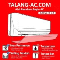 Talang AC Penahan Angin AC Reflector Murah & Aman