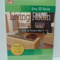 Buku LIVING ROOM INTERIOR DESIGN karya MIKAEL SUGIANTO. ST. original.