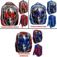 Tas Sekolah I Tas Sekolah Anak I Tas Anak Transformer