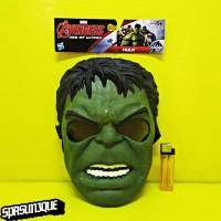 Mainan Anak Topeng Hulk Hasbro Original