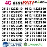 Nomor Cantik Simpati Kartu Perdana Telkomsel Cantik