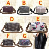 Supplier tas wanita murah branded selempang mini import 4b27422b71