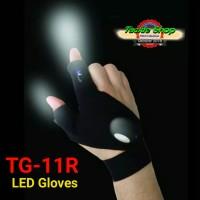 Sarung Tangan LED Tangan Kanan TG-11