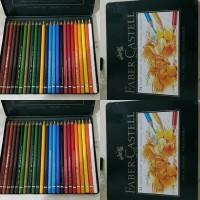 Pensil Warna Faber Castell Polychromos 24 warna