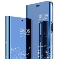 CLEAR VIEW STANDING FOR SAMSUNG S8 / S8 PLUS + FLIP COVER BOOK COVER