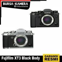 Fujifilm XT3 BODY ONLY