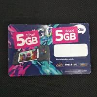 Voucher Axis Aigo 5GB 15 hari