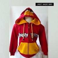 Jaket Anak Angry Bird