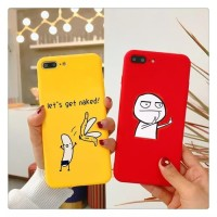 Simple Soft Case Xiaomi Redmi Note 5 PRO Silikon Candy Yellow Softcase