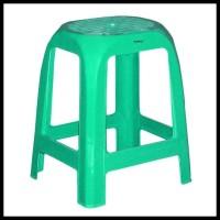 DISKON Bangku Baso Kursi Bakso Motif Anyaman Plastik Napolly 303 (by