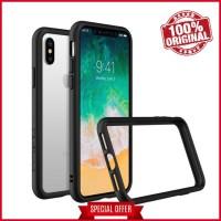RHINOSHIELD CrashGuard iPHONE X Bumper Case ORIGINAL BLACK