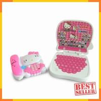 69eb7110c Mainan Telepon dan Laptop Hello Kitty Learning Machine Hello Kitty