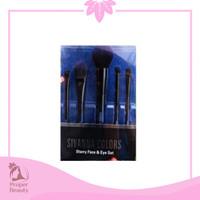 SIVANNA COLORS Brush Set Thailand / Kuas Alis / Flat Blending Makeup