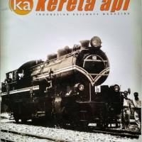 Murah Majalah Kereta Api Edisi 44 Maret 2010 Keren
