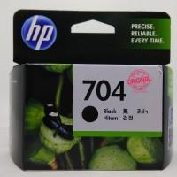 Original Cartridge - HP - HP 704 Black